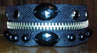 Zipper bracelet vol.2