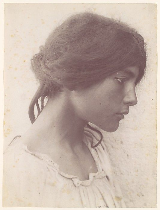 Young Woman, Sicily, Italy] Wilhelm von Gloeden  (Italian, born Germany, 1886–1931) Date: 1890s–1900s Medium: Albumen silver print from glass negative