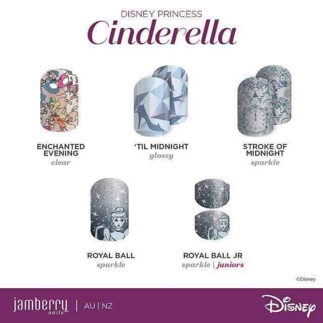 Disney Collection by Jamberry Volume III Available September 27th!