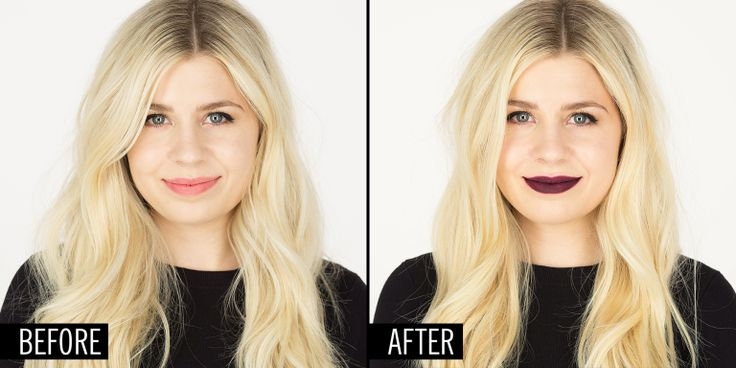 """""""When someone compares you to SJP in Hocus Pocus, it's probably not your best look."""" Cosmopolitan.com had 10 women in the office try out Kylie Jenner's newest Lip Kit color, Kourt K."""