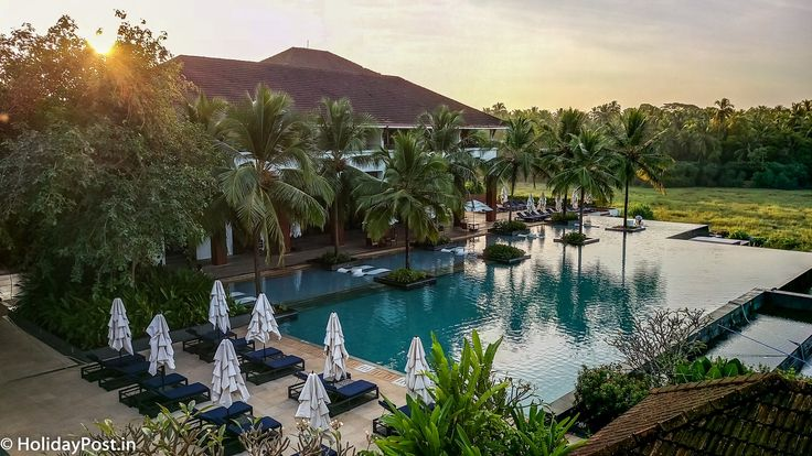 Alila Diwa Goa Review - The Resort surrounded by Nature