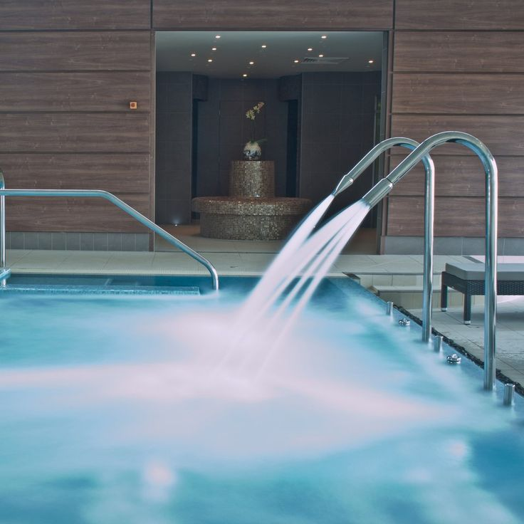 The Mere Golf Resort and Spa vitality pools