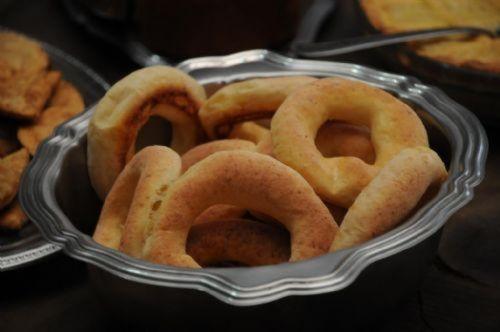 CL+ | Culinária O sabor colonial da rosca de coalhada
