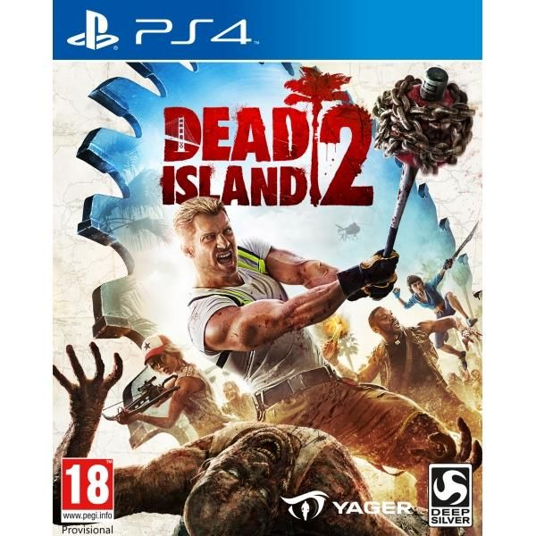 Dead Island 2 With Golden State Weapon Pack PS4 Game | http://gamesactions.com shares #new #latest #videogames #games for #pc #psp #ps3 #wii #xbox #nintendo #3ds