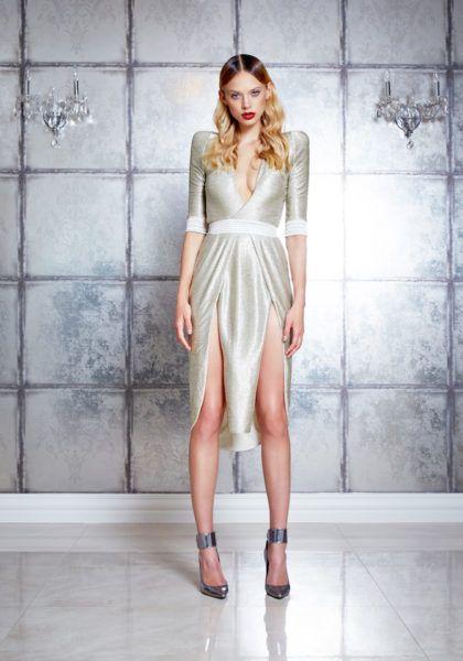 Zhivago - Eternity Dress - Nude