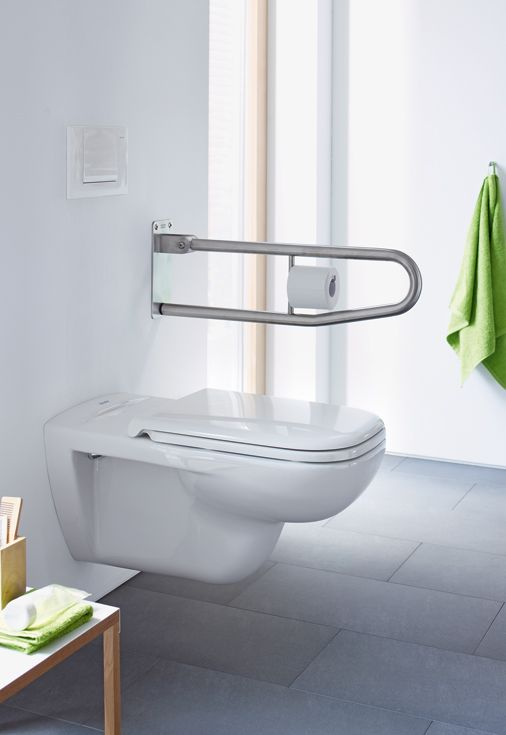 D-Code: Also solutions for older or limited family members belong to the family bathroom.