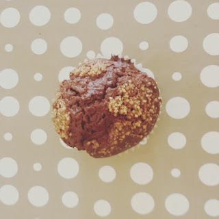 mela e cioccolato: Muffin Yogurt e Cacao