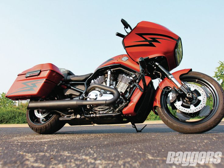 When Harley launched the V-Rod back in 2001, it was almost as polarizing as the political climate of the time. You loved it or you hated it. The magazines got a jump on the general public, though, and for the latter half of the year we rode-tested 'Rods everywhere.