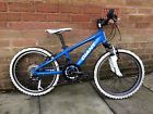 "Giant XTC JR Kids Mountain Bike 20"" Blue"