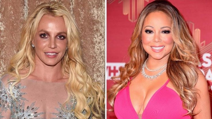 Britney Spears Posts Photo With Mariah Carey Exciting Fans Of Both  #mariahcarey #britneyspears