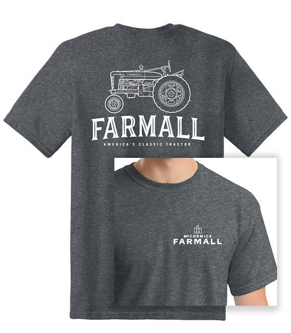 Ih Tractor Pulling T Shirts : Best ideas about farmall tractors on pinterest