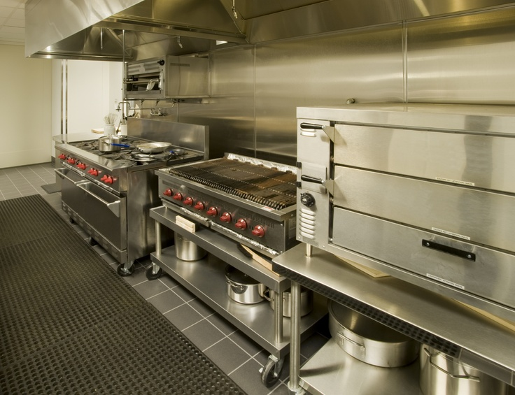 Forget a kitchenette this is the perfect full catering kitchen for my man cave