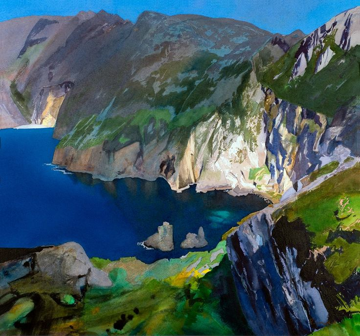 Slieve League, Donegal : Bob Rudd