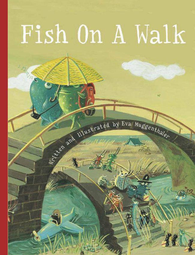 Fish On A Walk - 50 Watts