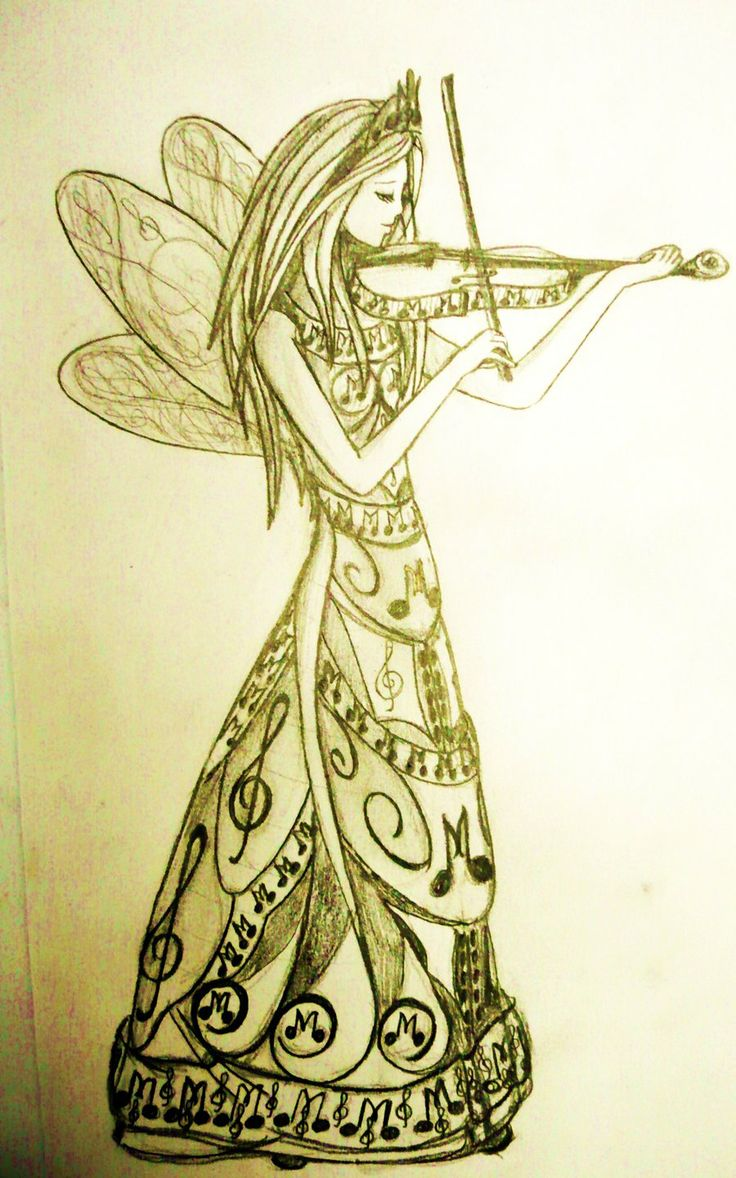 Violin_Fairy_by_Dark_Lunaticcat.jpg (900×1441)