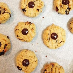 Everything Coconut Protein Cookies | Try This Bliss