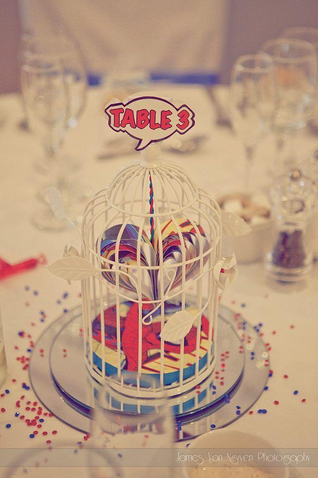 Sarah + Lee's Amazing Spider-Man Wedding - When Geeks Wed