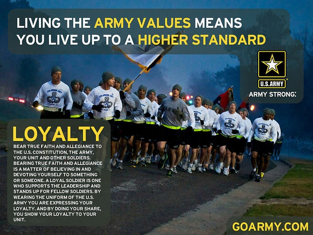 what the army values mean to Strategic leadership and decision making 15 what exactly do we mean by values and ethics so the army's values prescribe conditions that facilitate trust.