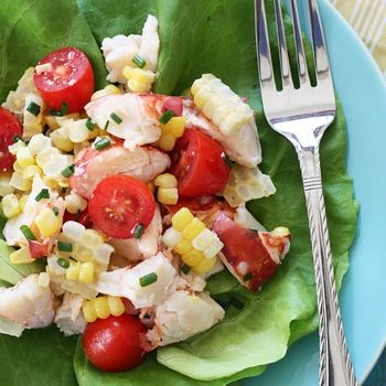 ... Lobster salad on Pinterest | Lobster salad, Lobsters and Lobster rolls