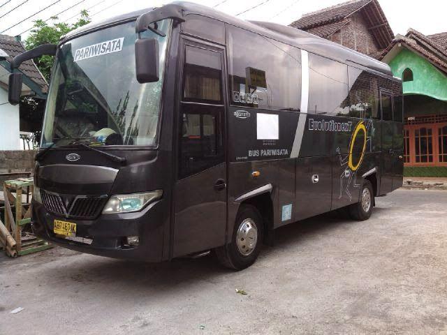 sewa bus jogja Mulai 1,4 juta ( bus + driver + bbm )