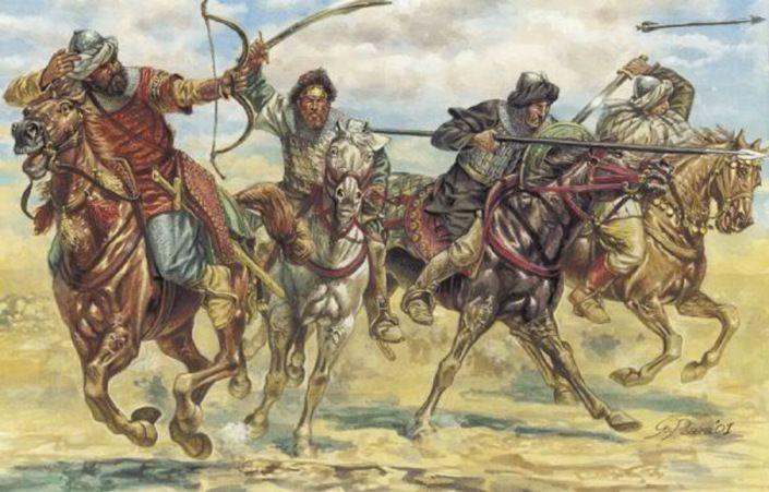 Seljuk Turks, 13th century Anatolia.