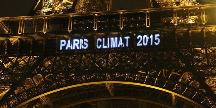 A Call to Paris Climate Negotiators: Tax Carbon.