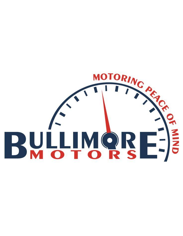 Logo Design  Bullimore Motors