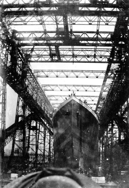 Titanic End of an Era MLA FORMAT