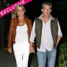 David Foster Encouraged His New Bride Yolanda Hadid To Join The Real Housewives Of Beverly Hills | Radar Online