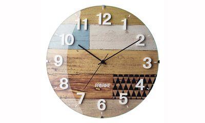 【楽天市場】電波時計 壁掛け時計【掛け時計 Clifden】クラフトライク掛け時計|ウォール…