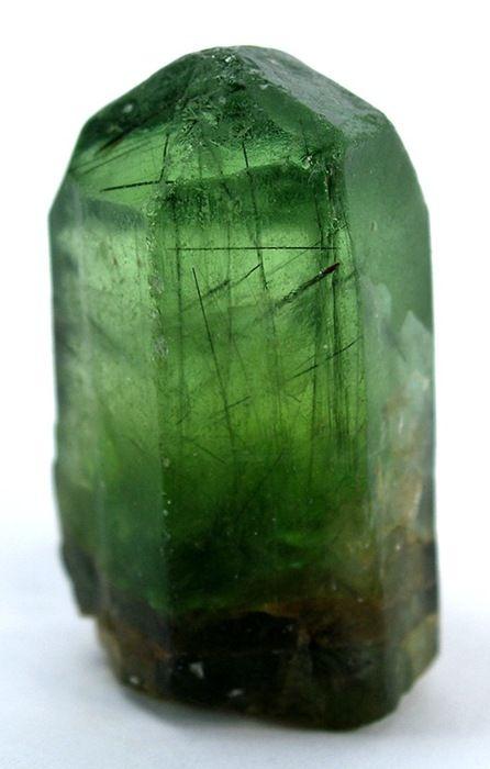 Peridot and Ludwigite from Pakistan