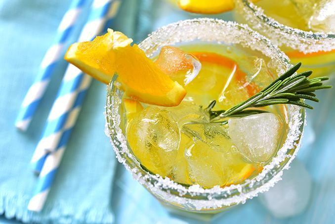 3 cocktails au gin, pour quand on a rien ou presque!