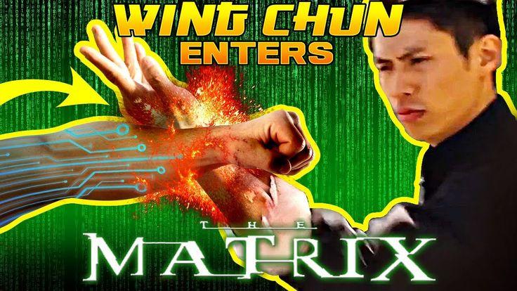 BEST Wing Chun Matrix Fight Scene Ever! Learn Wing Chun Movie DVD 2017