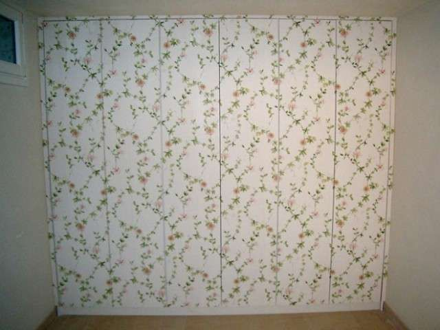 Carta Adesiva per Mobili Vintage floral pattern with