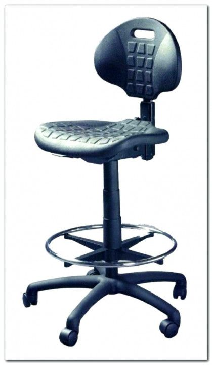 Tall Office Chair For Standing Desk Unc Bean Bag Diy Corner Ideas Simple