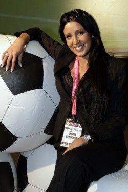Nurea Bermudez Girlfriend of Cristiano Ronaldo