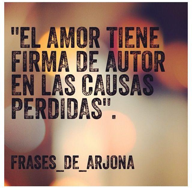 El amor - Ricardo Arjona