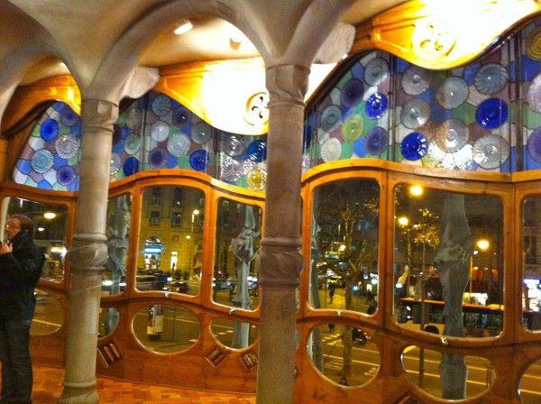 Interior, Casa dels Ossos