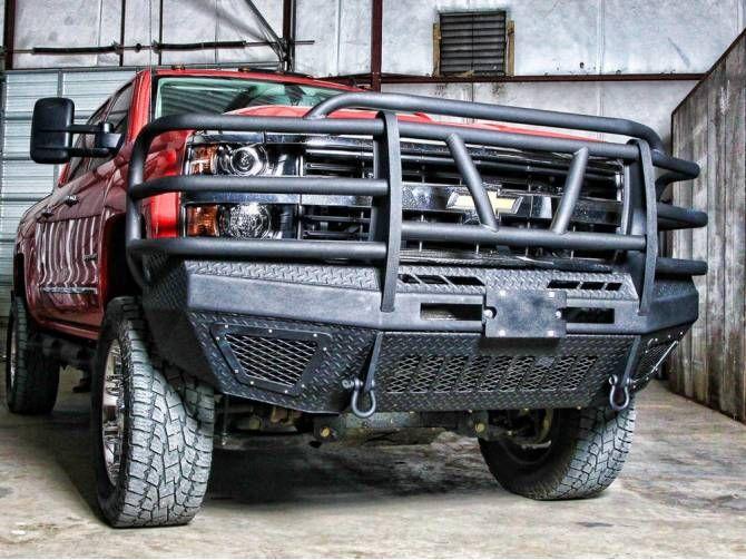 Bodyguard T2 Extreme Front Bumper | Custom trucks, Truck ...