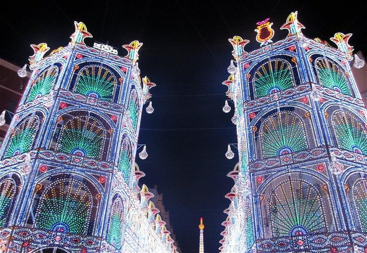 Encendido de luces 2013