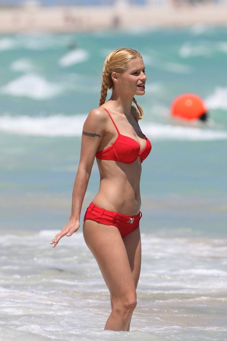 Red bikini 2008