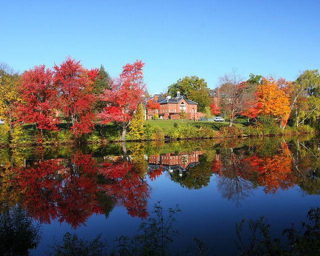 Lower Lake, Mount Holyoke College