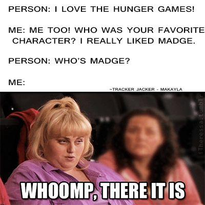 Hahahaha yes! The perfect way to tell!
