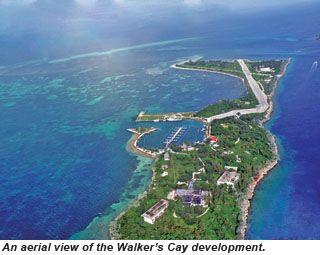 Walker's Cay, Bahamas