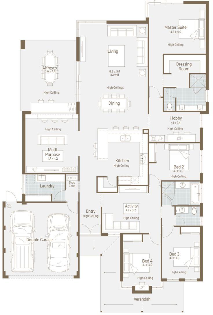 prepossessing 40 prefab modern floor plans design ideas of modern