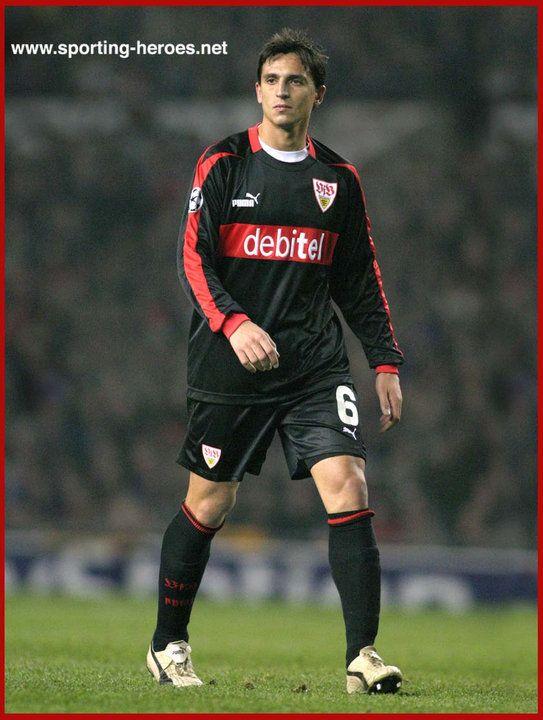 Fernando Meira - VFB Stuttgart - UEFA Champions League 2003/04