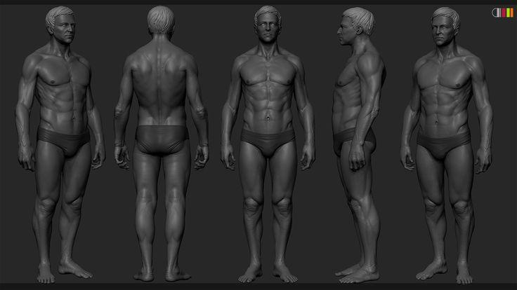 Anatomy Sketch, Andrei Szasz on ArtStation at http://www.artstation.com/artwork/anatomy-sketch-44b9e37f-2da2-4977-a0f8-904338d17fb3