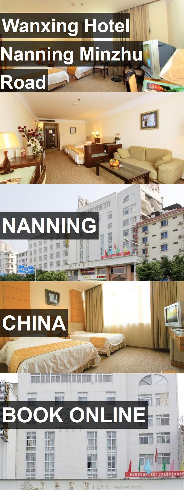 Hotel Wanxing Hotel Nanning Minzhu Road in Nanning, China. For more information, photos, reviews and best prices please follow the link. #China #Nanning #hotel #travel #vacation
