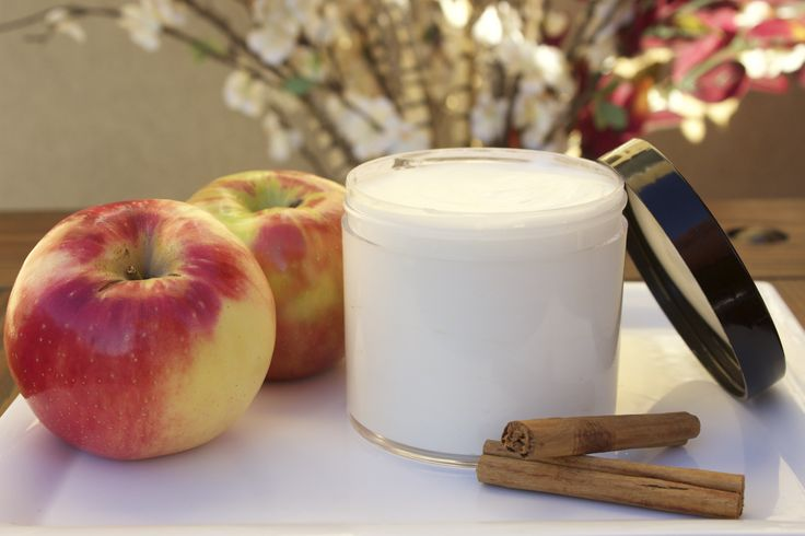 Pure Body Butter: Brew ~ Warm Apple cider