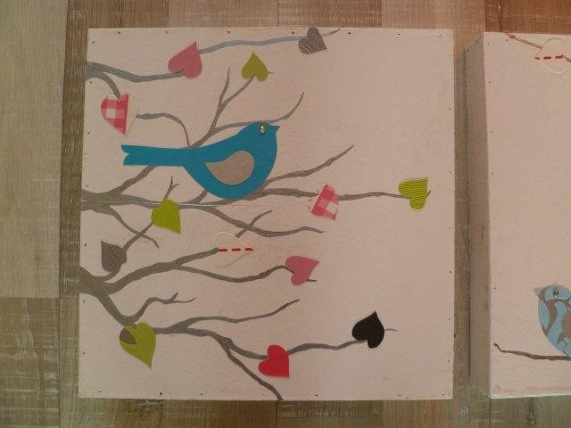 Marly Design: Kinderkamerkunst / Nursery art